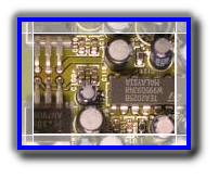 PCB mounted electronics Power Supply